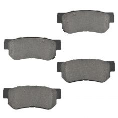 Rear Ceramic Disc Brake Pads (CD813)