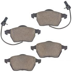 Front Ceramic Disc Brake Pads (CD840CES)
