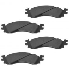 Front Ceramic Disc Brake Pads (CD1158)