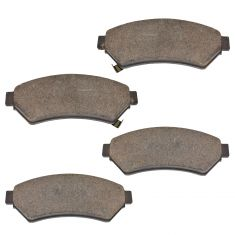 Front Ceramic Disc Brake Pads (CD1075)