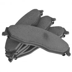 Front Ceramic Disc Brake Pads (CD921)