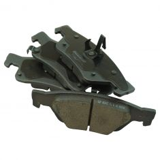 Rear Ceramic Disc Brake Pads (CD1498)
