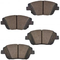 Front Ceramic Disc Brake Pads (CD1444)