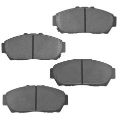 Front Semi-Metallic Disc Brake Pads (MD617)