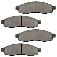 Front Ceramic Disc Brake Pads (CD1183)