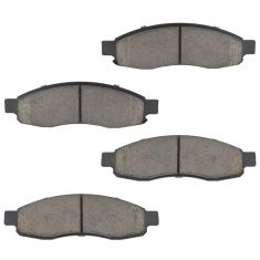 Front Ceramic Disc Brake Pads (CD1015)