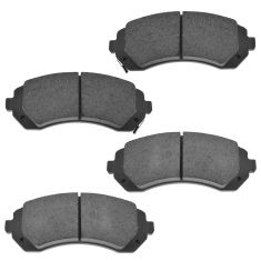 Front Ceramic Disc Brake Pads (CD844)