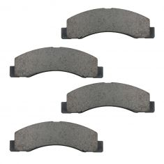 Front Ceramic Disc Brake Pads (CD824)