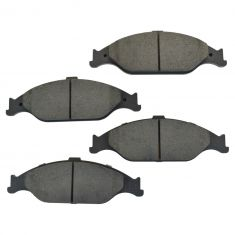 Front Ceramic Disc Brake Pads (CD804)
