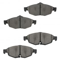 Front Ceramic Disc Brake Pads (CD869)