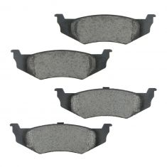 Rear Ceramic Disc Brake Pads (CD759)