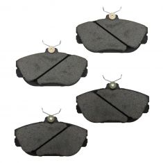 Front Ceramic Disc Brake Pads (CD601)