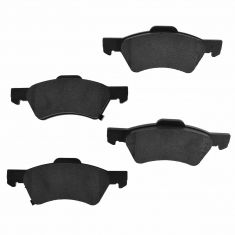 Front Ceramic Disc Brake Pads (CD857)