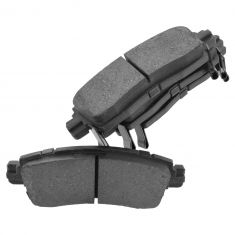 Rear Ceramic Disc Brake Pads (CD883)