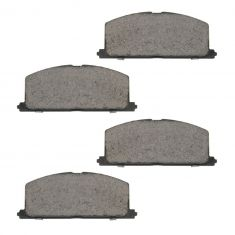 Front Ceramic Disc Brake Pads  (CD242)