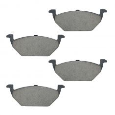 Front Ceramic Disc Brake Pads  (CD768)