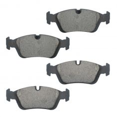 Front Ceramic Disc Brake Pads  (CD781)