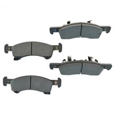 Front Semi-Metallic Disc Brake Pads  (MD934)