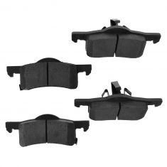 Rear Semi-Metallic Disc Brake Pads  (MD935)