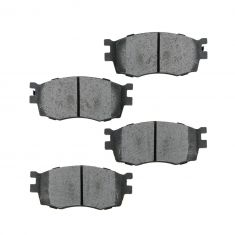 Front Semi-Metallic Disc Brake Pads  (MD1156)