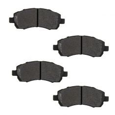 Front Semi-Metallic Disc Brake Pads  (MD722)