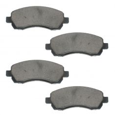 Front Ceramic Disc Brake Pads  (CD722)