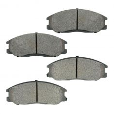 Front Semi-Metallic Disc Brake Pads  (MD864)