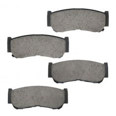 Rear Ceramic Disc Brake Pads (CD1297)