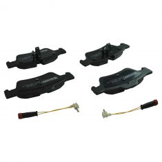 Rear Semi-Metallic Disc Brake Pads (MD986)