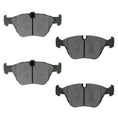 01-03 BMW 525i; 97-00 528i; 99-00 528iT Front Semi-Metallic Disc Brake Pads (MD947)