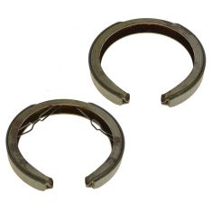 97-13 GM Multifit; 02 Daewoo Leganza; 07-10 Edge, MKX; 97-00 Hombre Rear Parking Brake Shoe Set
