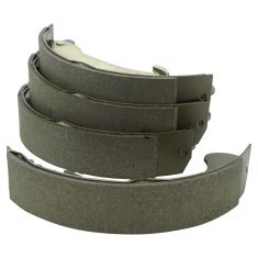 03-08 Chevy, Pontiac; 03-07 Saturn Multifit Rear Brake Shoe Set