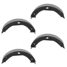 99-04 Jeep Grand Cherokee Rear Parking Brake Shoe Set