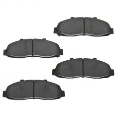 Front Ceramic Disc Brake Pads (CD679)