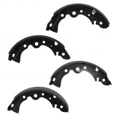 01-06 Nissan Sentra Rear Brake Shoe Set (S779)