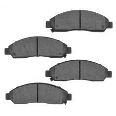 Front Ceramic Disc Brake Pads (CD1039)