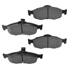 Front Ceramic Disc Brake Pads (CD648)
