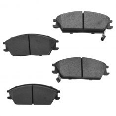 Front Semi Metallic Disc Brake Pads (MD440)