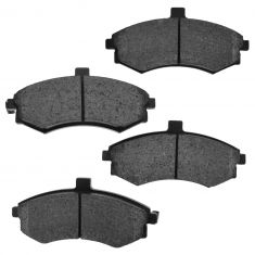 Front Ceramic Disc Brake Pads (CD941)