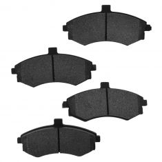 Front Semi Metallic Disc Brake Pads (MD941)