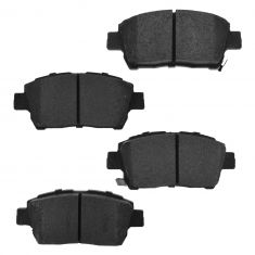 Front Semi Metallic Disc Brake Pads (MD822)