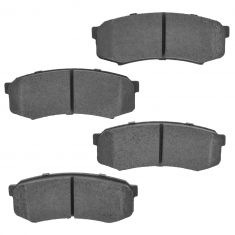10-15 GX460; 03-15 4Runner Rear Posi Ceramic Brake Pad Set (CD606)