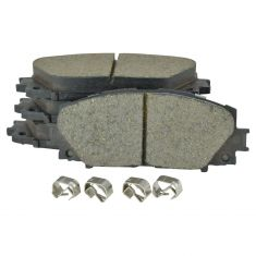Front Posi Ceramic Disc Brake Pads (CD1184)