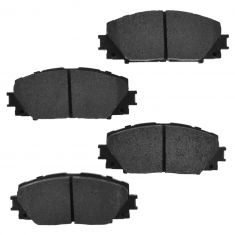 Front Semi Metallic Disc Brake Pads (MD1184)