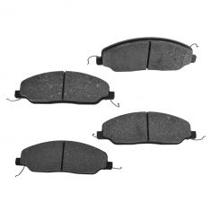Front Semi Metallic Disc Brake Pads (MD1081)