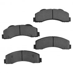 Front Ceramic Disc Brake Pads (CD1414)