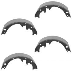 Rear Brake Shoe Set (S267)