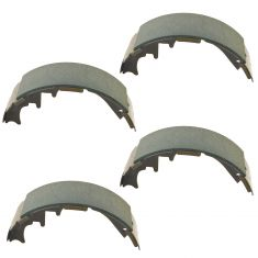 Rear Brake Shoe Set (S705)