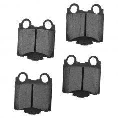 98-10 Lexus SC430; 01-05 IS300; GS LS Rear Premium Posi Metallic Disc Brake Pads