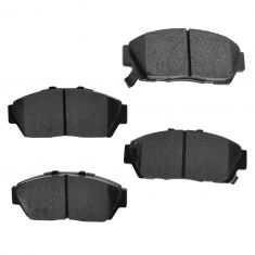 94-01 Integra; 93-95 Civic Lx, Front Premium Posi Metallic Disc Brake Pads